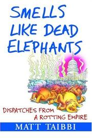 Cover of: Smells Like Dead Elephants
