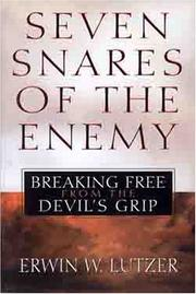 Cover of: Seven snares of the enemy