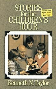Cover of: Stories for the children's hour