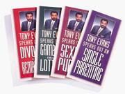 Cover of: Tony Evans Speaks Out on Single Parenting (Tony Evans Speaks Out On...series)