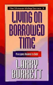 Cover of: Living on Borrowed Time