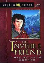 Cover of: The invisible friend