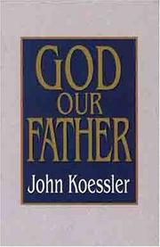 Cover of: God Our Father