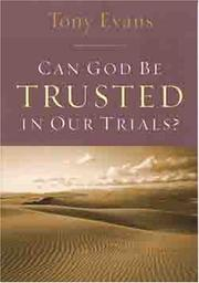 Cover of: Can God Be Trusted in Trials