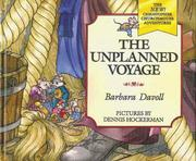 Cover of: The unplanned voyage | Barbara Davoll