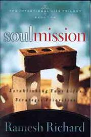 Cover of: Soul Mission