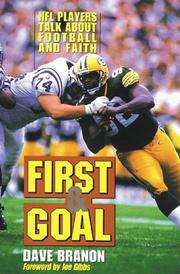 Cover of: First & goal