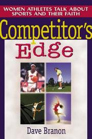 Cover of: Competitor's edge