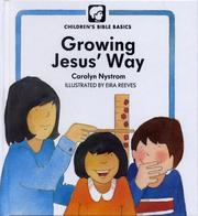 Cover of: Growing Jesus' way