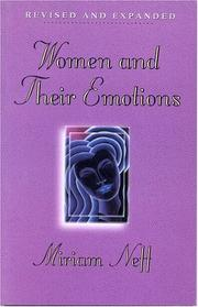 Cover of: Women and their emotions