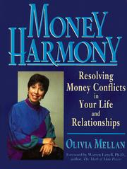 Cover of: Money Harmony