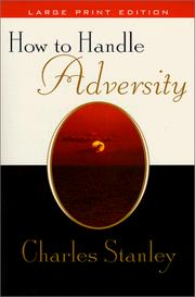 Cover of: How to handle adversity