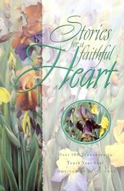 Cover of: Stories for a Faithful Heart | Alice Gray