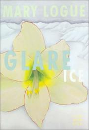 Cover of: Glare ice: a Claire Watkins mystery