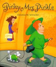 Cover of: Picky Mrs. Pickle