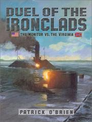Cover of: Duel of the ironclads | Patrick O'Brien