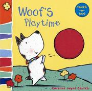 Cover of: Woof