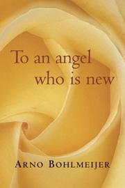 Cover of: To an angel who is new