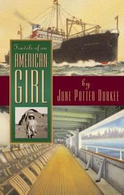 Cover of: Travels Of An American Girl | June Potter Durkee