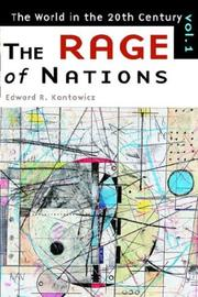 Cover of: The rage of nations