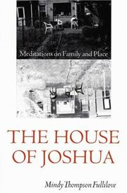 Cover of: The house of Joshua