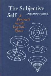 Cover of: The Subjective Self | Harwood Fisher