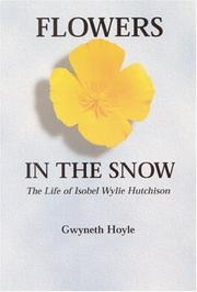 Cover of: Flowers in the Snow | Gwyneth Hoyle