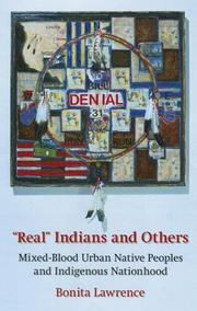 "Cover of: ""Real"" Indians and others"