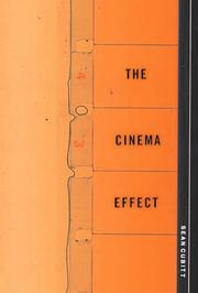 Cover of: The Cinema Effect | Sean Cubitt