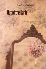 Cover of: Out of the dark =