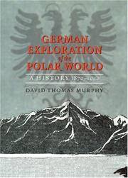 Cover of: German Exploration of the Polar World