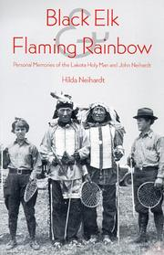 Cover of: Black Elk and Flaming Rainbow