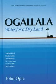 Cover of: Ogallala | John Opie