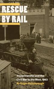 Cover of: Rescue by rail