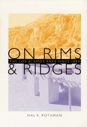 Cover of: On rims & ridges