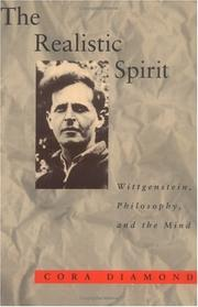 Cover of: The realistic spirit