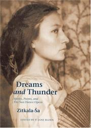 Cover of: Dreams and thunder
