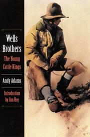Cover of: Wells Brothers