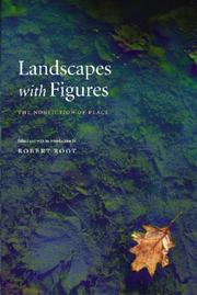 Cover of: Landscapes with Figures | Robert Root