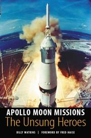 Apollo moon missions by Billy Watkins