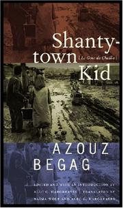 Cover of: Shantytown kid =
