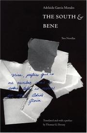 Cover of: The South and Bene (European Women Writers) | Adelaida Garcia Morales