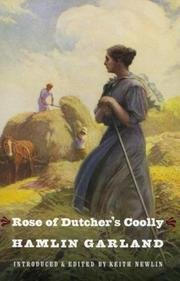 Cover of: Rose of Dutcher's Coolly