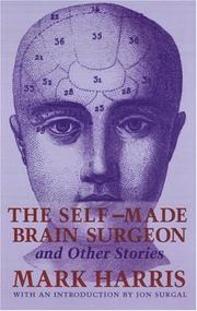 Cover of: The self-made brain surgeon, and other stories