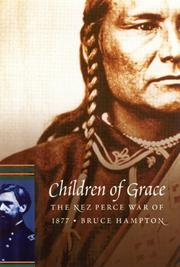 Cover of: Children of grace by Bruce Hampton