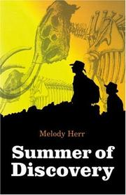 Cover of: Summer of discovery