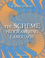 Cover of: The Scheme Programming Language