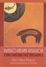 Cover of: Pueblo Indian religion