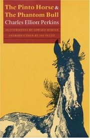 Cover of: The pinto horse
