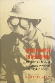 Cover of: Seeking Victory on the Western Front | Albert Palazzo